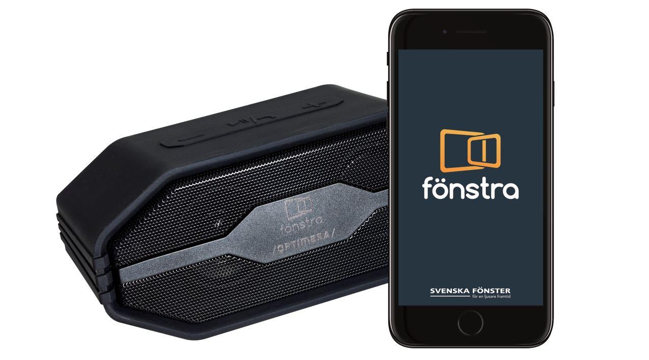 Prova Fönstra i höst och få bluetooth-högtalare och presentkort på Ticketmaster
