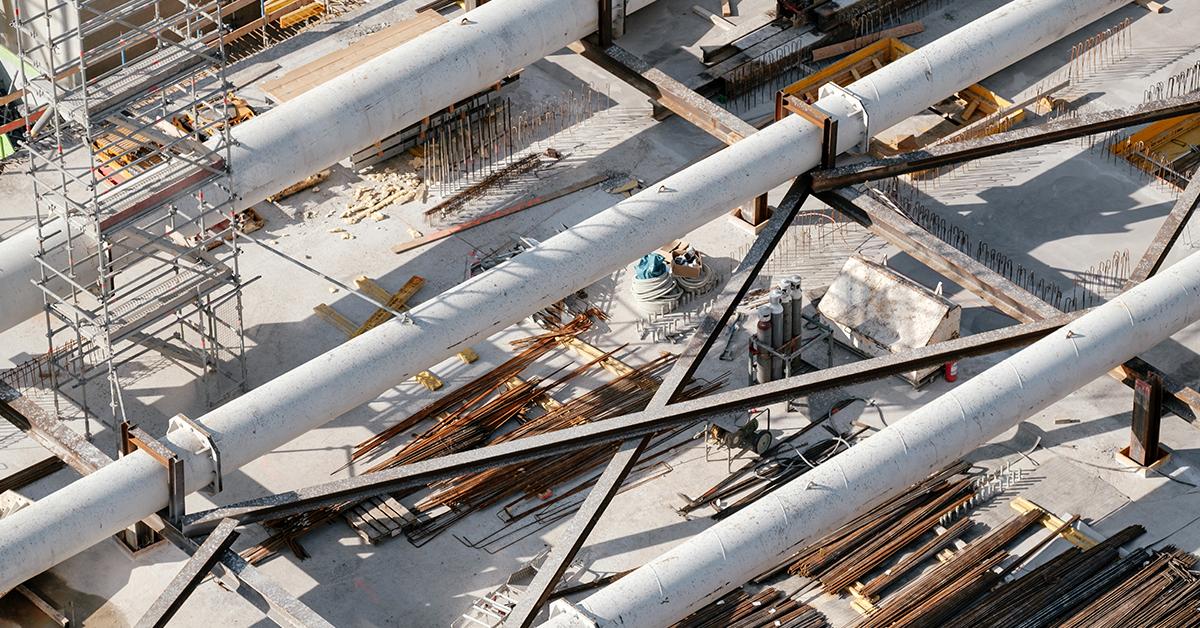 så minskar du materialspillet som byggare