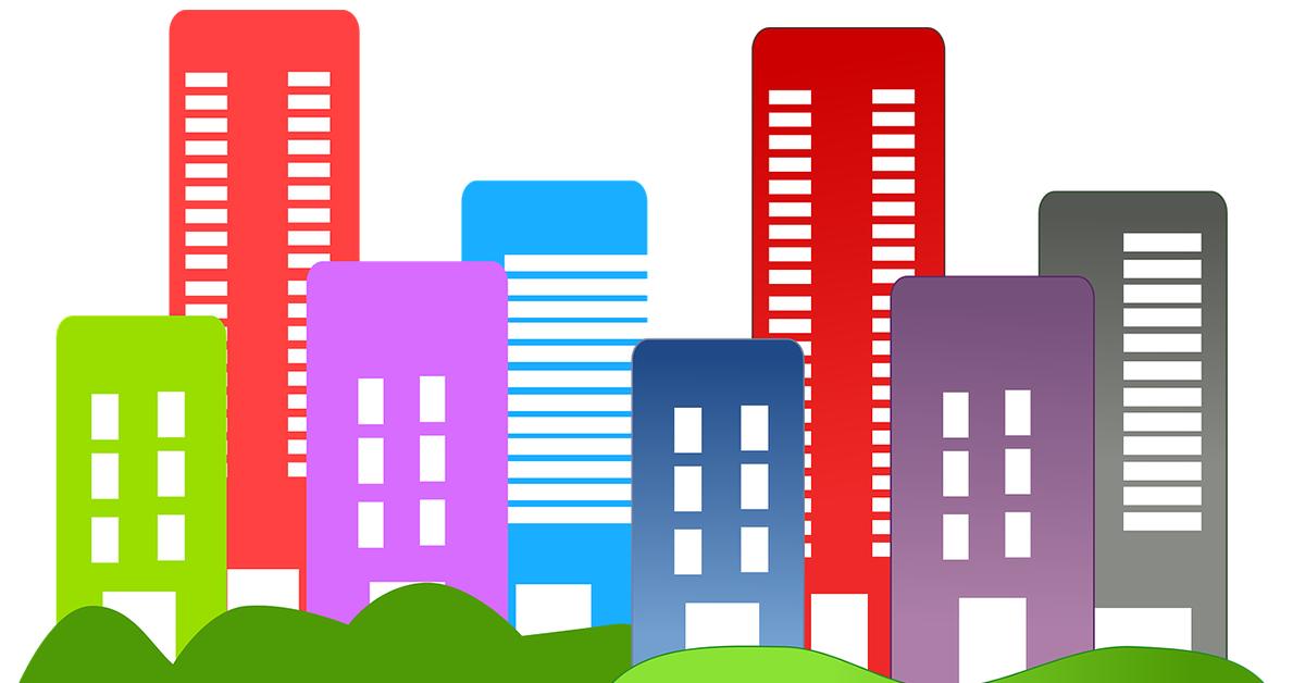 nu byggs allt fler lägenheter