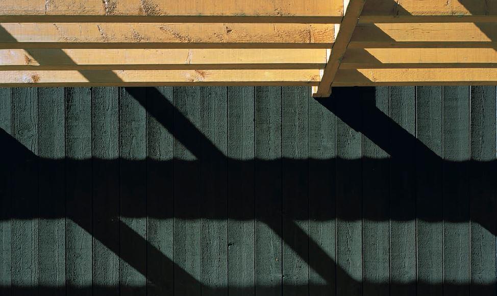 Sörgårdsskolan i Skillingaryd, nominerad till Träpriset år 2008. Bild: Svenskt Trä