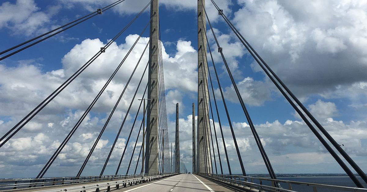 Innovationstävling Öresundsbron Hållbart Bygge